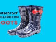 best waterproof Wellington boot