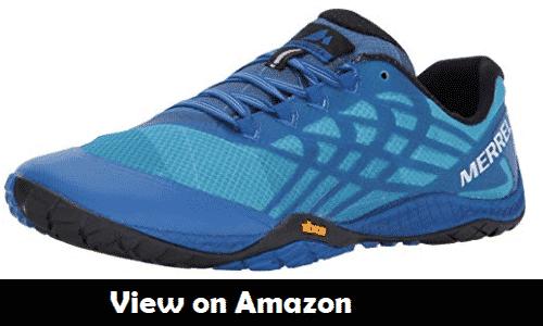 Merrell Men's Trail Glove 4 Runner