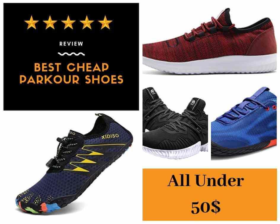 Best Cheap Parkour Shoes