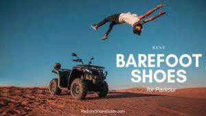 Barefoot Parkour Shoes