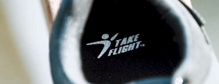 Take Flight Shoes Logo
