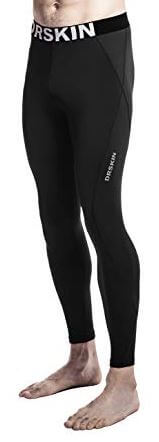 DRSKIN Compression Cool Dry Sports Tights Pants Baselayer