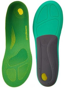 Superfeet GREEN Professional Insoles for Big Shoes