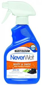Rust-Oleum NeverWet Spray for White Shoes
