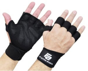 Details about  /Brown Medium Youth parkour gloves for sale cheap best gloves for parkour freerun
