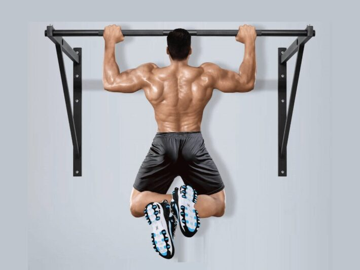pull up bar mounted