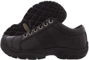 KEEN Utility Men's PTC Oxford Work Shoe