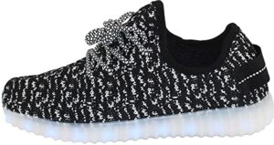 ATS Unisex LED Shoes Breathable Sneakers
