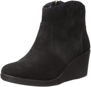 Crocs Women's Leigh Suede Wedge Boot