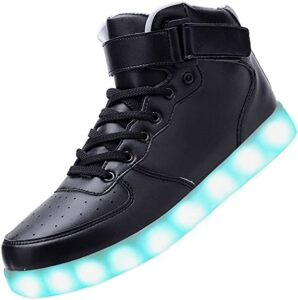 Odema Unisex LED Shoes High Top