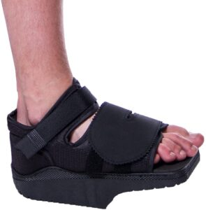Orthowedge Forefoot Off-Loading Healing Shoe